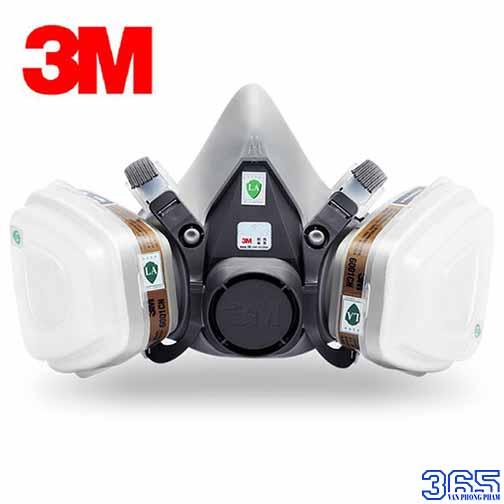 Mặt nạ phòng độc 3M