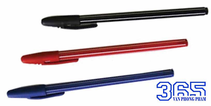 Bút bi sọc dưa 555A